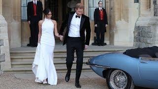 Свадьба Гарри и Меган: медовый месяц откладывается