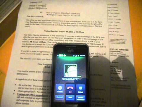 Harris Law Firm in Hillsboro Oregon Likes Assuming Liability Unlawfully Round 2 (Guptill)