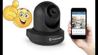 Оличная Wi-Fi Камера для наблюдения За Майнинг Фермами