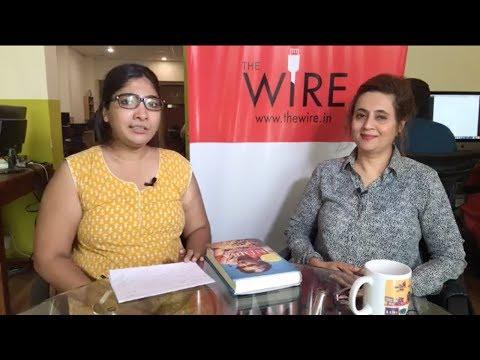 Sagarika Ghose talks about her new book on Indira Gandhi