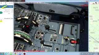 Уроки fsx(Полет для начинающих на A321 Aerosoft (в кратце))3