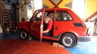 Fiat 126p W Ameryce 10.  Jak Nie Naprawiać Samochodu.