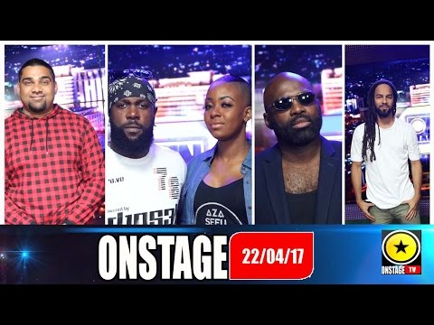 Romeich, Bunji Garlin, Fay-Ann Lyons, Richie Stephens Kes - Onstage April 22 2017 (FULL SHOW)