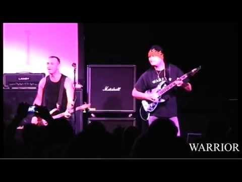Warrior - Live in Newcastle FULL SET (BROFEST #2)