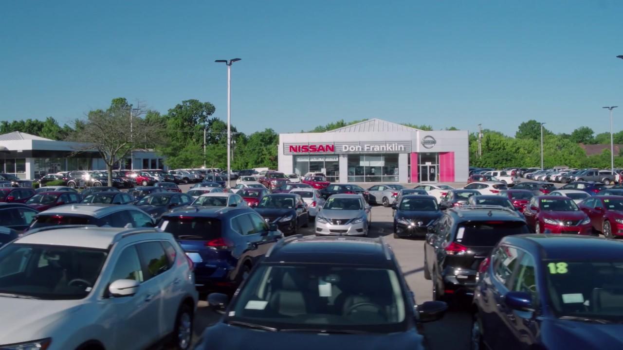 Nissan Dealership Lexington Ky >> Don Franklin Lexington Automall New And Used Car Dealers