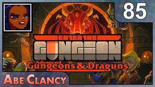 AbeClancy Streams: Advanced Gungeons and Draguns - 85 - Mr Gold Man