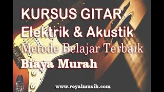 Belajar Petikan Gitar Akustik HOROR & MISTERI - Pemula HARUS TAHU !!!