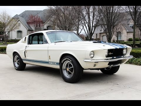 1967 Ford Mustang Fastback GT500 Super Snake Tribute For ...
