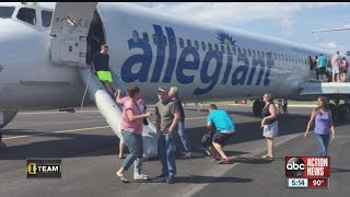 I-Team: Allegiant pilots warn of safety concerns