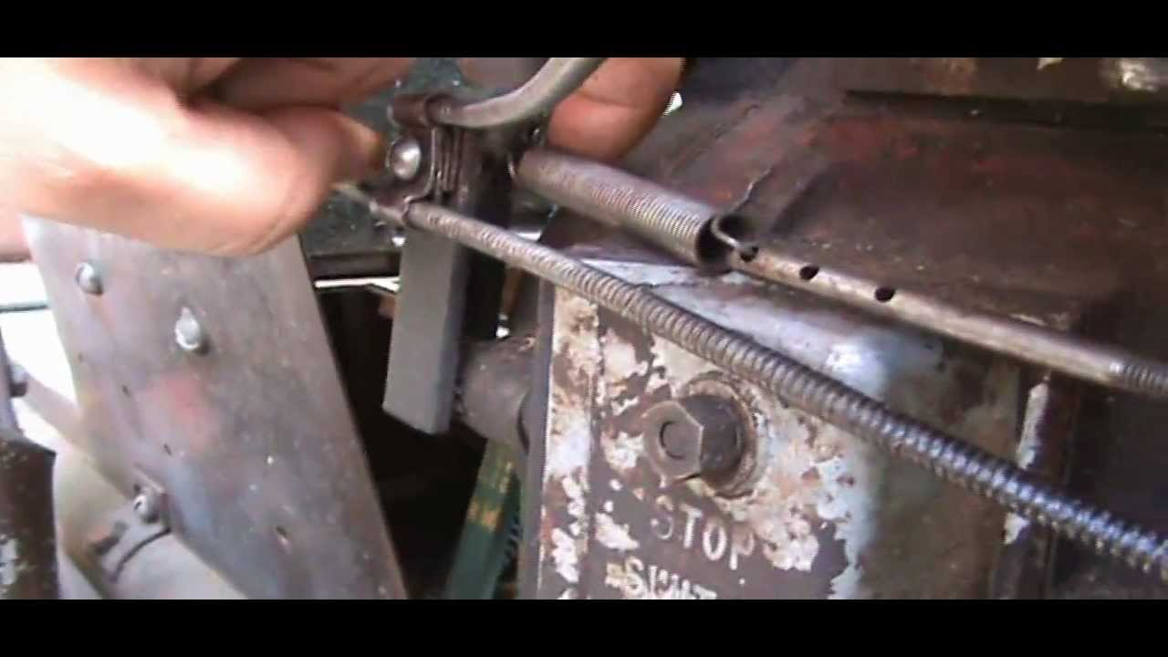 1969 Bolens 850 - Wisconsin S8D Engine Tuning Issues