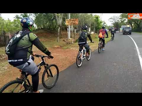 Community of Aceh Mountain Bike