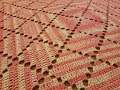 Part 1 - The Lace Diamonds Blanket Crochet Tutorial!