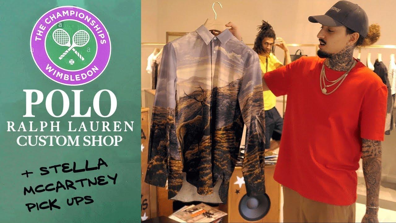 Us Invited Shirts Ralph To Lauren Make Custom 8Pk0OXnw