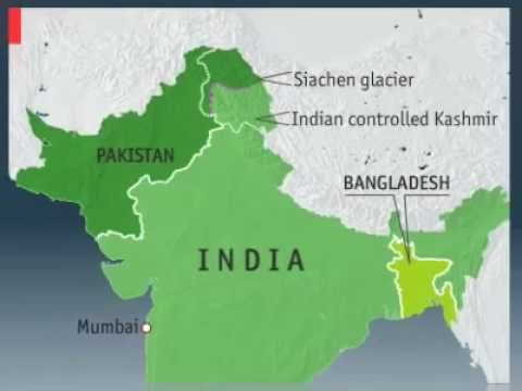 Real Map Of India The journey of India,Real map !   YouTube Real Map Of India