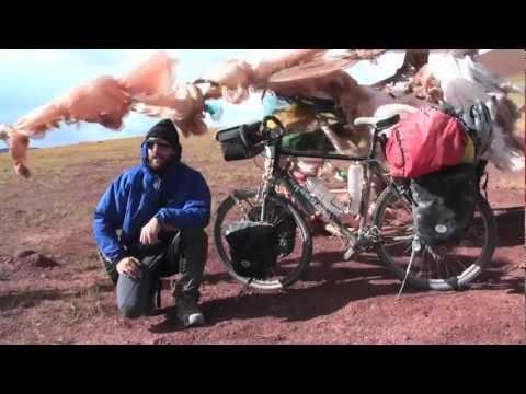 Tutto il Tibet in bici (con Dino Lanzaretti) (1 di 4)
