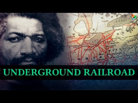 The Secret Underground Railroad in Indiana