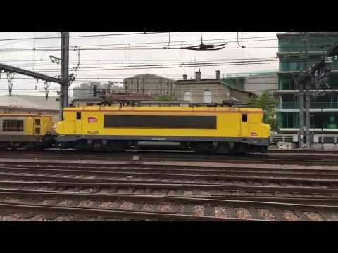 Rail Live. Trains En Gare De Bordeaux St Jean