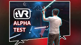 How to play VR games on TV - Kinect, Joy-Con, PS Move - tVR Alpha