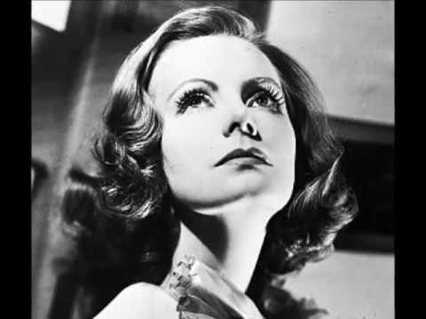 Greta Garbo biography