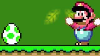 Jeux drôle Super Mario