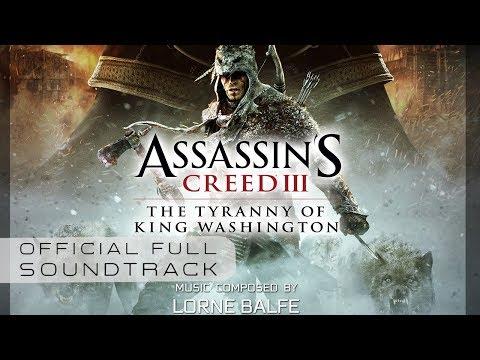 AC3 The Tyranny of the King Washington OST  Ratonhnhaké ton Ratonhnhaké:ton Track 02