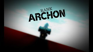 ROBLOX - Parkour I Rank Archon