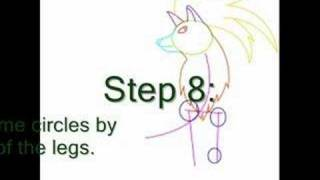 How to Draw Nine Tails