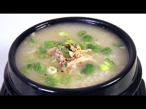 របៀបធ្វើបបរគ្រឿង | How to Rice Porridge - មេផ្ទះ (Housewife)