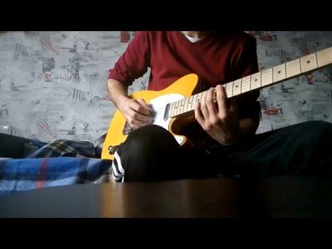 Gramatik - Just Jammin(guitar cover feat. Paul Desmond)