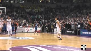 ARENA PUKLAAA !! AUU BOGDANEE INFARKT ! ! | Partizan - Maccabi Tel Aviv 20.03.2014