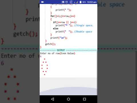 C Programming Solution Introduction of android app for C programmers