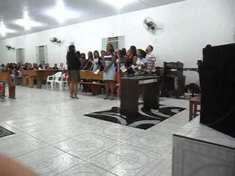 Grupo Louvores de Sião canta Imagem de Deus - Voz da Verdade
