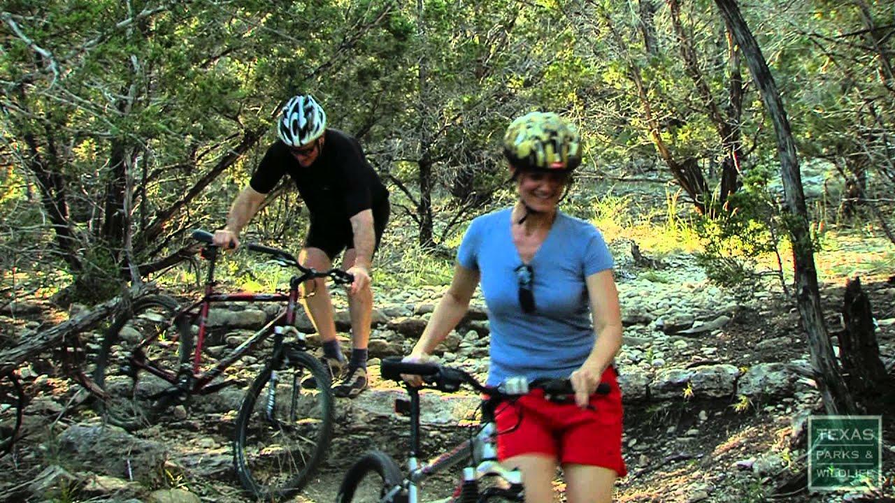 Pedernales Falls Bike Trails  Texas Parks and Wildlife