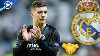 Le Real Madrid boucle le transfert de Luka Jovic | Revue de presse
