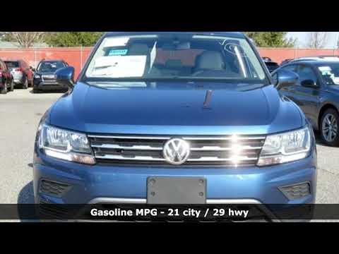 New 2019 Volkswagen Tiguan Baltimore, MD #5V907025