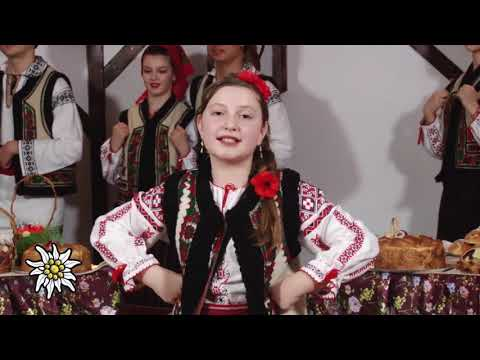 Vasilca Alexandra - Hai poftiti la sarba roata