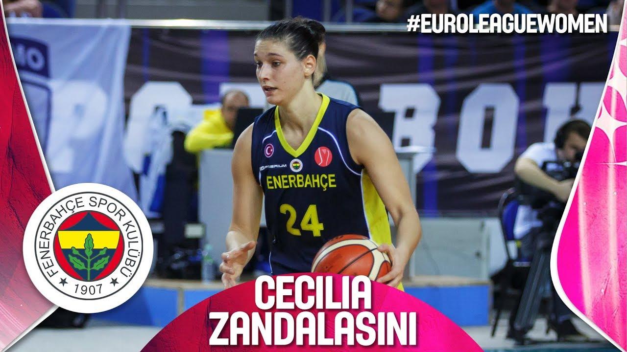 Cecilia Zandalasini | Fenerbahce - Regular Season Highlights