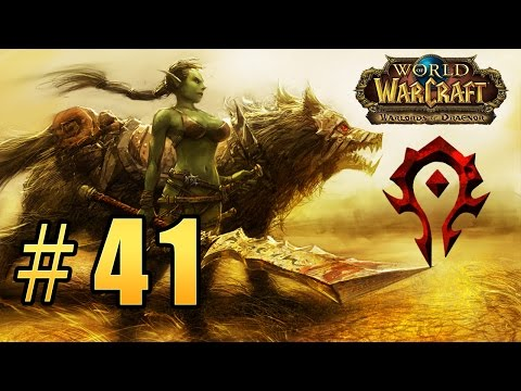 World of Warcraft - Warlords of Draenor - По следам Эрнестуэя & Аукенайские Гробницы  #41