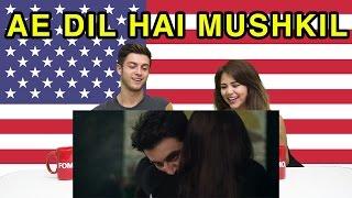 "Fomo Daily Reacts to ""Ae Dil Hai Mushkil"""