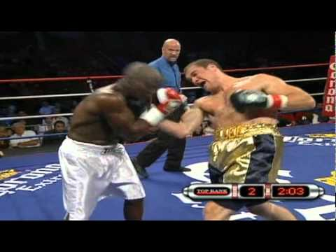Mike Lee Boxer Sizzle Highlights