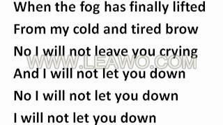 Now Comes the Night - Rob Thomas Lyrics