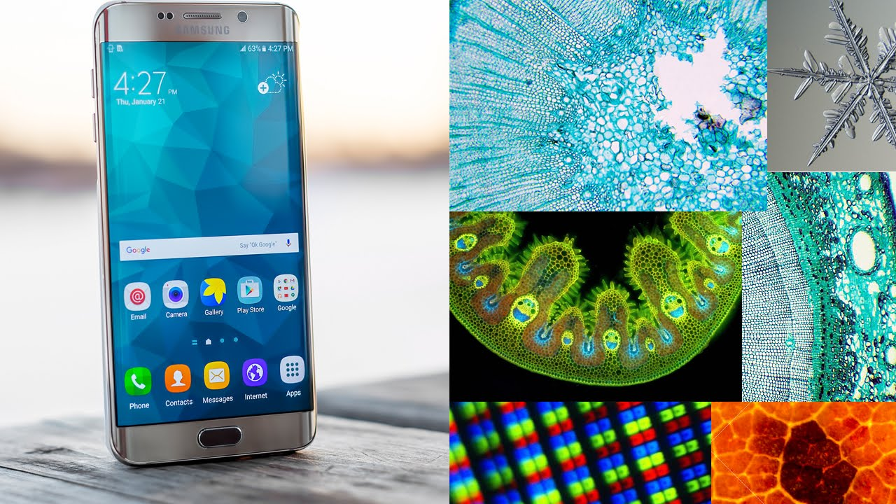 Turn your smartphone into a digital microscope x