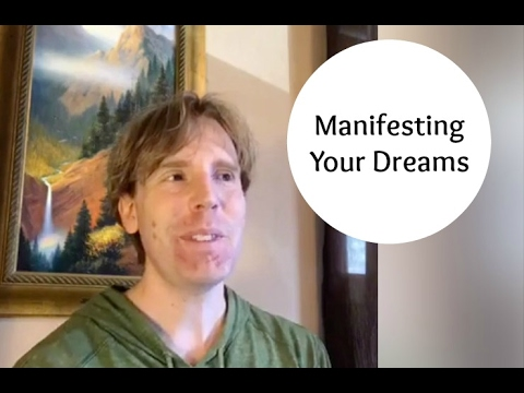 Manifesting Your Dreams - Facebook Live