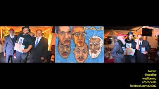 Baba Dick GREgory on Monster Snowstorms, Oscars, BEes, Walmart, Bill Cosby, Martial Law, Gas & MOOR