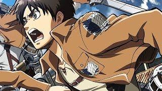 Attack on Titan (Shingeki no Kyojin) Anime Movie's Confirmed  進撃の巨人