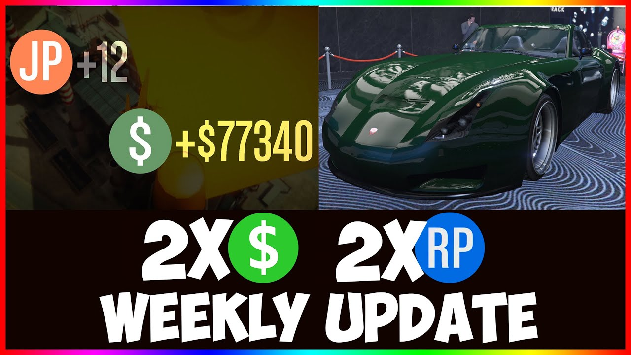 Best Ways To Make Money In GTA 5 Online This Week (UPDATE)
