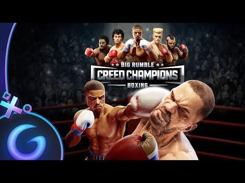 BIG RUMBLE BOXING CREED CHAMPIONS - Gameplay FR