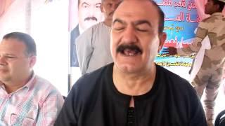 قناة السويس الجديدة : أمين نقابة الفلاحين يعلن دعم الفلاحين للمشروع