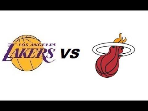Los Angeles Lakers Vs Miami Heat Nba Full Highlights November 19th 2018 19