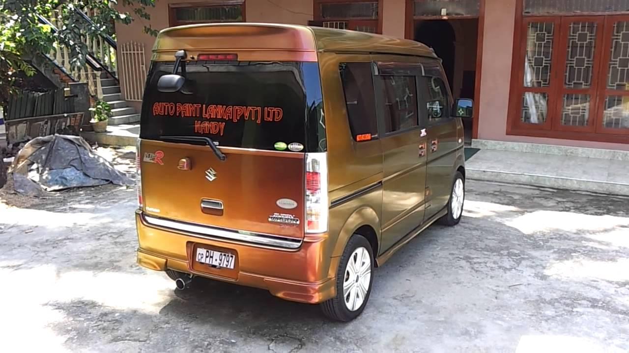 Da64w Suzuki Every Wagon Pz Turbo Special Youtube